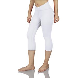ODODOS Tummy Control V-front Yoga Cparis