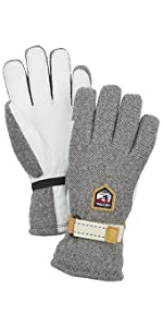 Fleece Glove for Cross Country Skiing and Ski Touring Hestra Windstopper Tour Glove
