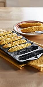 Cornbread Baker