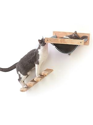 Cat Hammock Wall Mounted