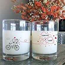 boldloft wedding gifts bride groom couples glasses cups engagement registry newlywed just married