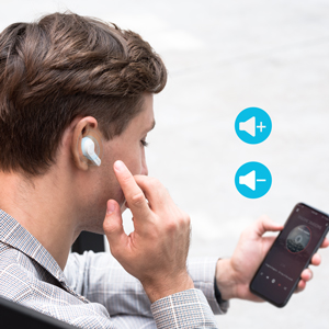 touch control earbuds