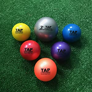 Extreme duty weighted balls