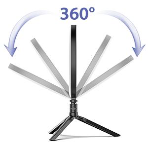 360° Rotation Angle