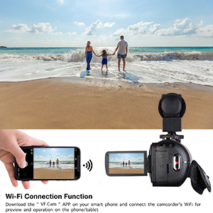 Camera WiFi function