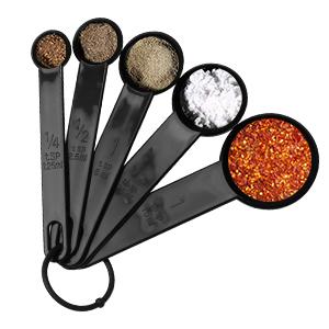 measure spoons