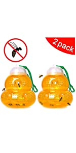 2Pack Wasp Trap