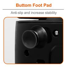 Button Foot Pad