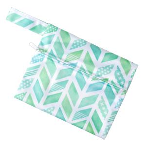 Viedouce Almohadilla Menstrual Reutilizable de Algodon Organico,Súper Absorción Almohadilla Menstrual Reutilizable con 1 impermeables Bolsas de ...