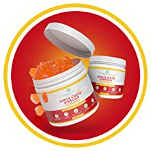 nutritional ingredients healthy optimal health benefits gummies supplements pills apple vinegar
