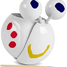 CR8 A Critter by CR8 Outlet Paint Your own Gary The Snail