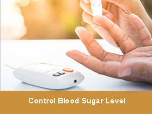 Control Blood Sugar Level