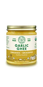 Garlic Ghee