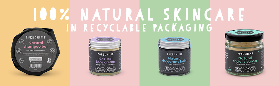 natural face cream product
