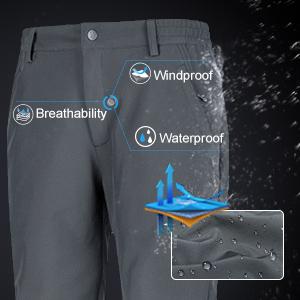 waterproof hiking pants for women