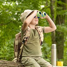 4*30 mm Binoculars