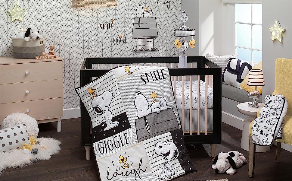 Classic Snoopy Nursery