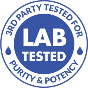 3rd party tested, tested for purity