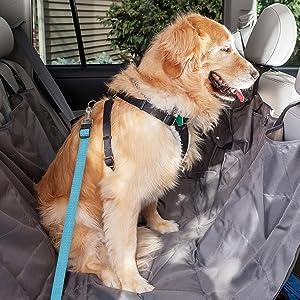 Dog Seat Belt Adjustable Pet Car Seatbelt Harness Safety Leads Vehicle Travelling Leash Restraint