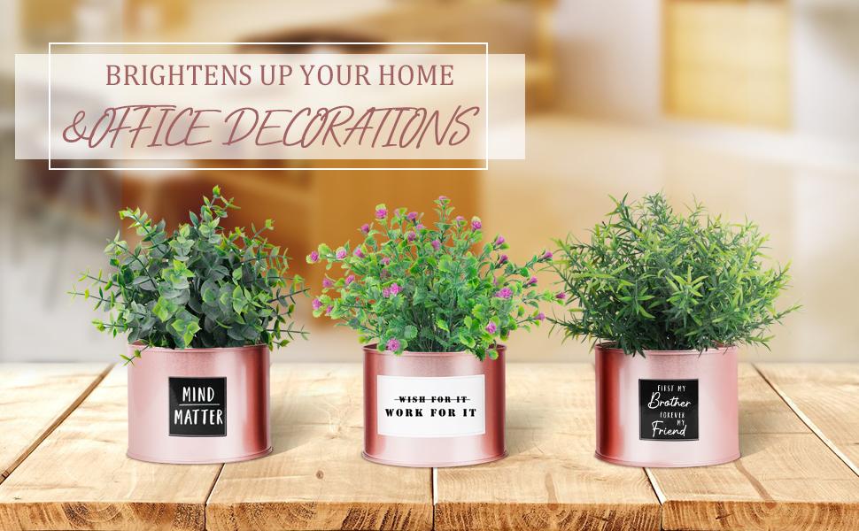 desk decorations for women office