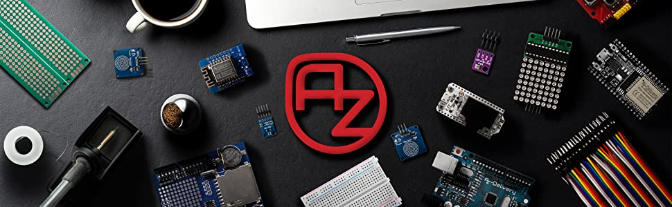 AZDelivery Banner