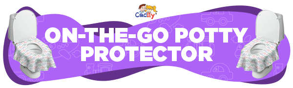 cadily, toilet seat covers, potty protectors
