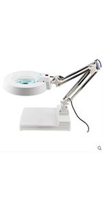Magnifier Lamp-10X