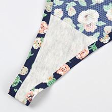 100% Cotton Inside Crotch