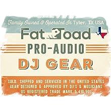 Fat Toad Pro-Audio DJ Gear