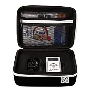 iReliev Protective Travel Carrying Case for Your TENS or TENS + EMS Unit