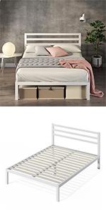 Zinus ASMPHW-15 Metal Bed Frame