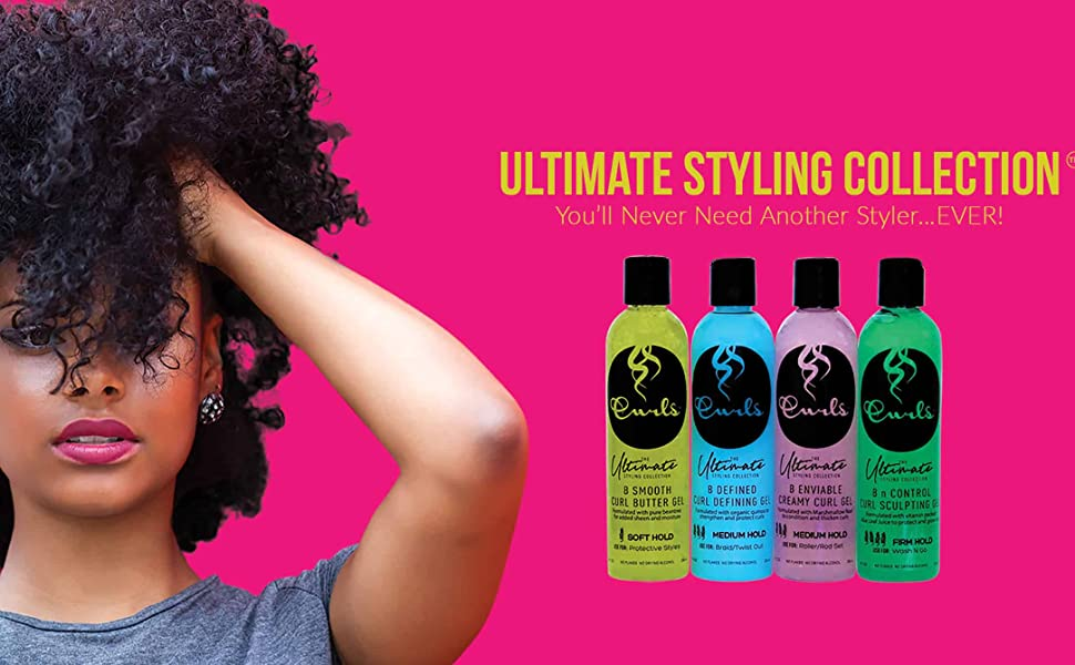 Curls Ultimate Styling Collection