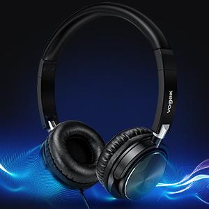 VOGEK ON EAR HEADPHONES 2