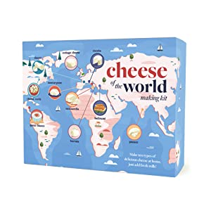 Cheese of the world kit