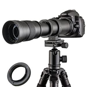 canon eos telephoto lens