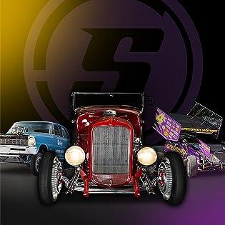 Speedway Motors Race Car Street Rod Hot Rod Sprint Car Dirt Track Racing Circle Track