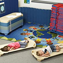 toddler cot, kids cots, kids cots for sleeping, nap mat, daycare cots, nap mats for preschool