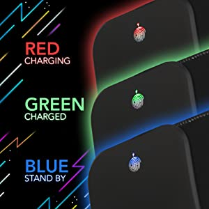 i-rocks IRC16E gaming mouse pad with 10W wireless smartphone fast charger