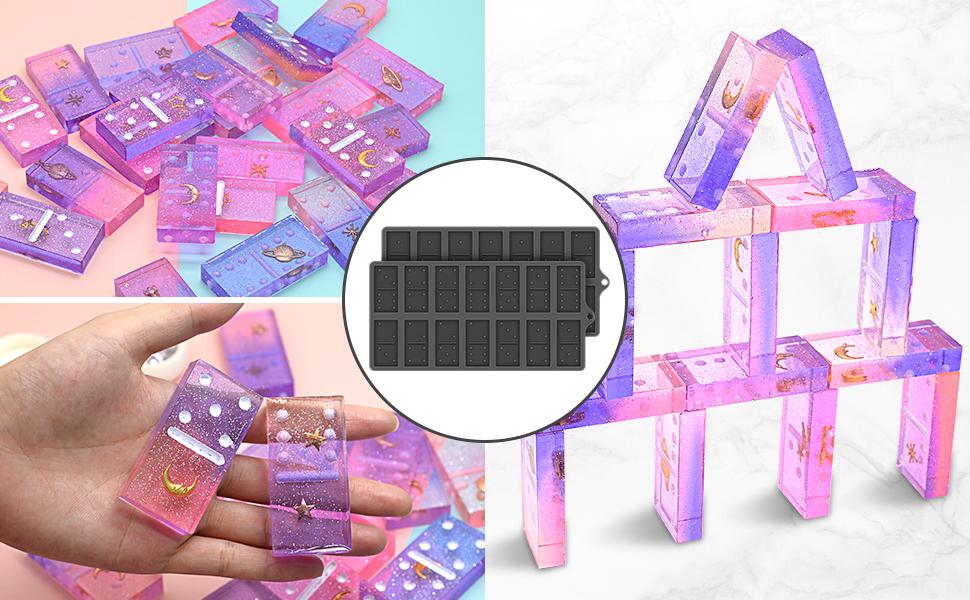 Domino Molds