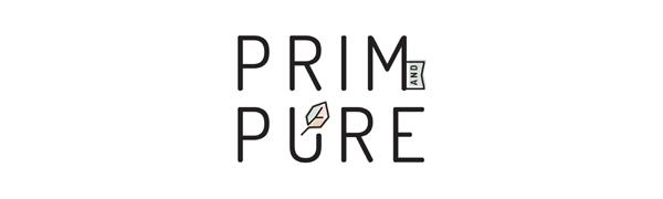 prim and pure