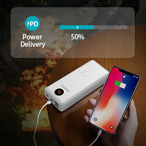 iphone 11 portable charger pd
