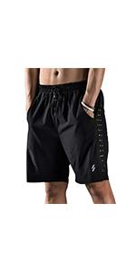 BALEAF Pantalones Cortos de Ciclismo para Hombre con Acolchado Peso Ligero UPF50+ Secado r/ápido