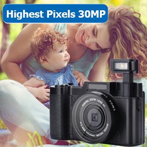 Highest Pixels 30MP