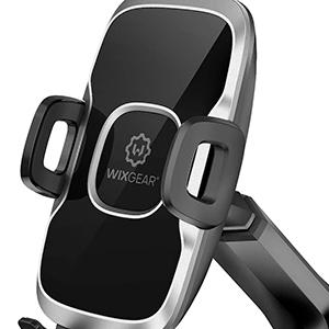 Universal Phone Holder for Car Dashboard amp; Windshield