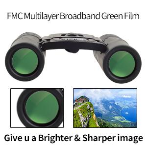 FMC coating film lens binoculars