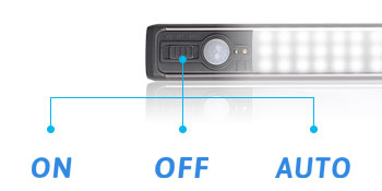 led closet light bottom deatail