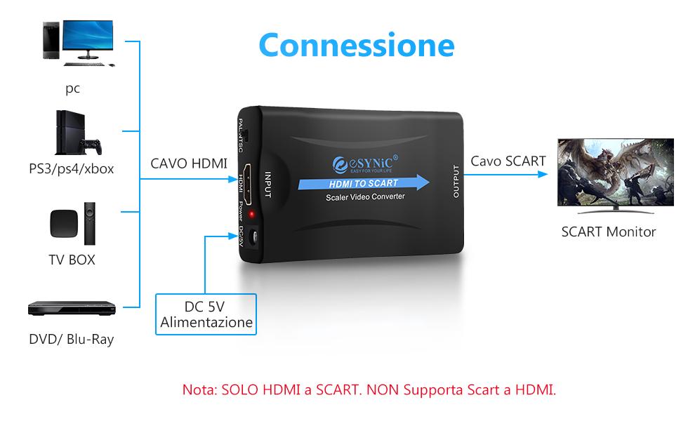 video convertitore