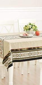 Tablecloth Vinyl No.015