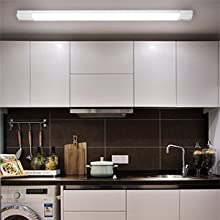Ceiling and Under Cabinet Light, Grow Light with Built-in ON/Off Switch