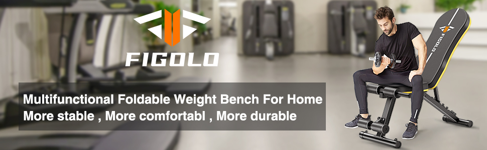 Weight Bench For Home